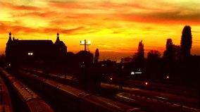 Haydarpaşa'da Gün Batımı (2006)
